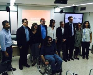 participants projecte MetgeAcasa